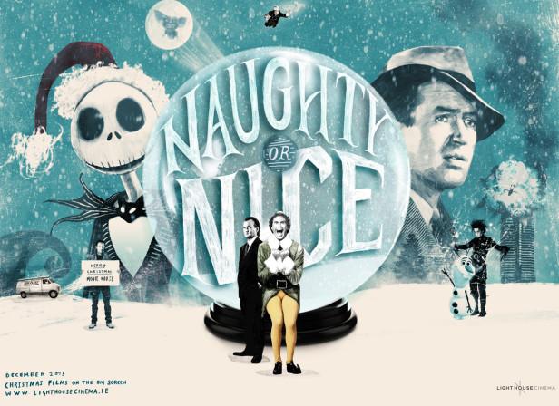 "Peter Strain ""Naughty or Nice"" / Light House Cinema"