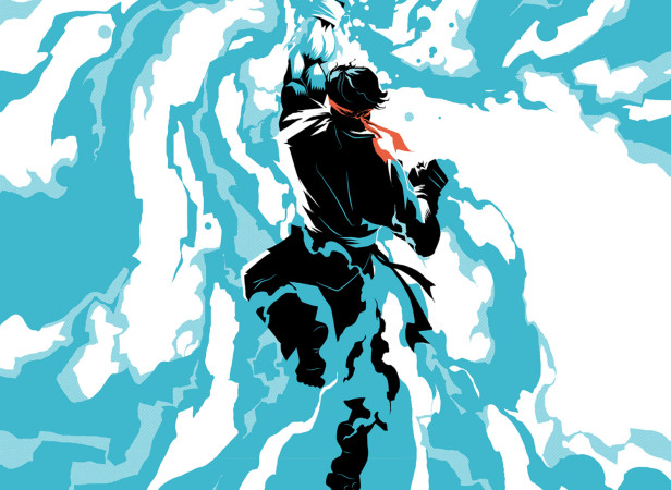 Ryu / Street Fighter 25th Anniversary