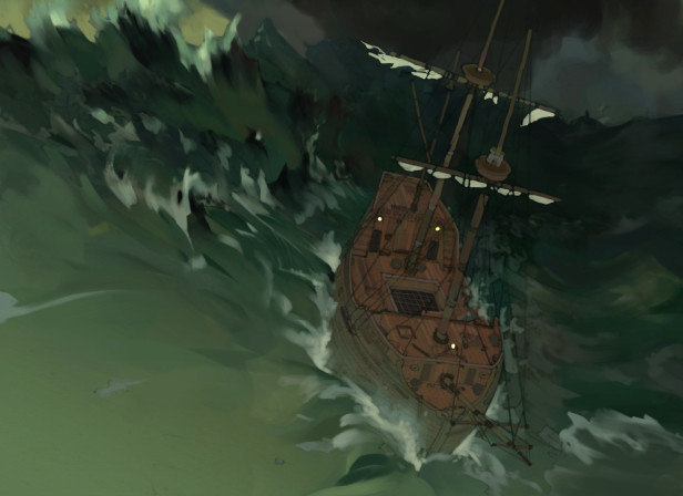 Robinson Crusoe 1
