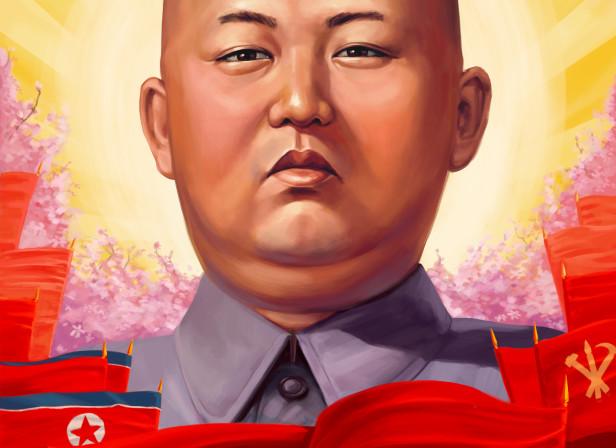 Wired Magazine Cover Kim Jong Un