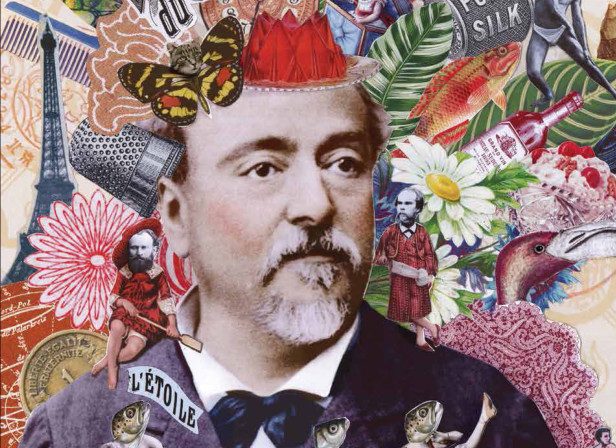 Chabrier French Composer Royal Opera House Magazine