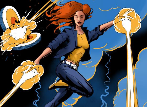 Superwomen / New Scientist