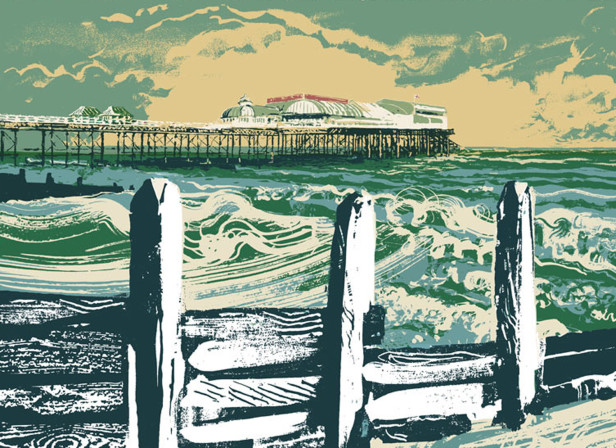 Rollers at Cromer