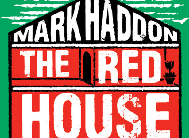 Mark Haddon The Red House Cover Proposal