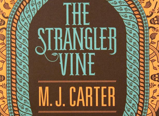 Strangler Vine Book Cover Penguin