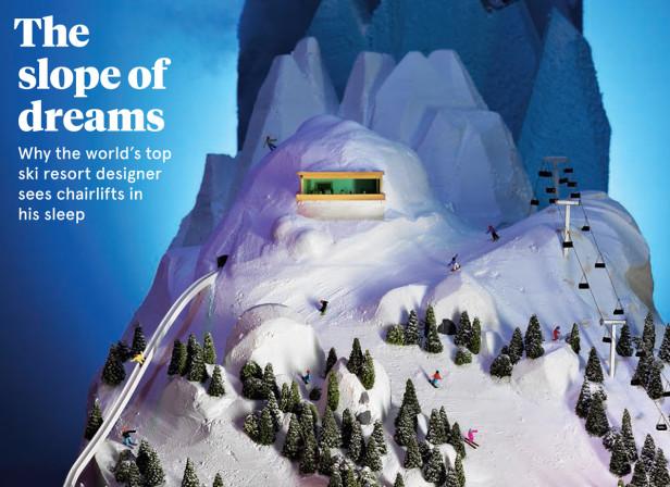 The Slope Of Dreams / N By Norwegian
