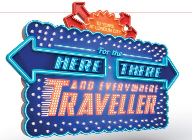 Everywhere Traveller / British Airways