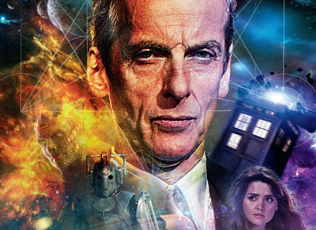The Guide Dr Who Cover
