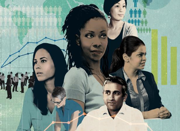 Data on Diversity CACM Magazine
