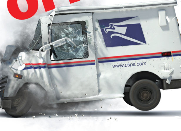 The End of Mail / Bloomberg Businessweek