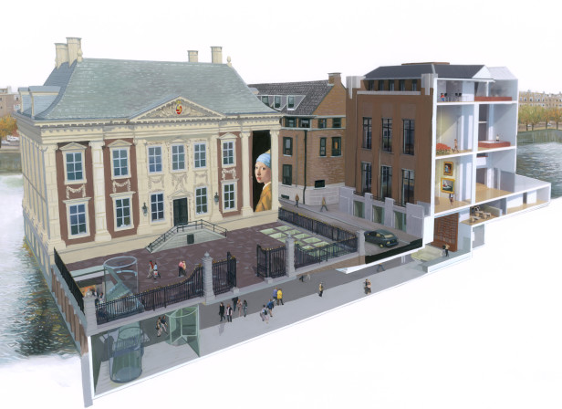 Mauritshuis Architecture Arup