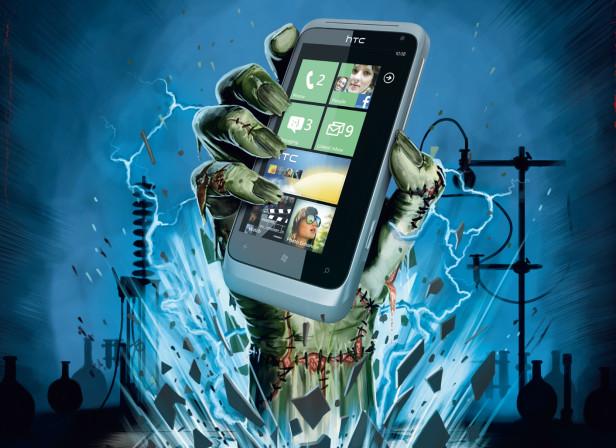 Phones 4U HTC Radar