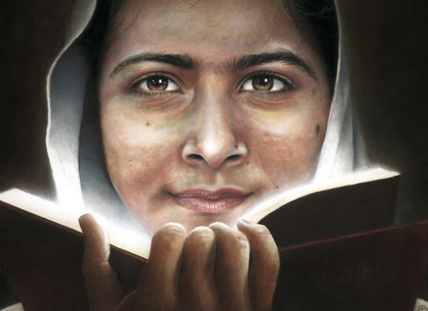 Malala / Time Magazine