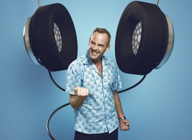Norman Cook Headphones