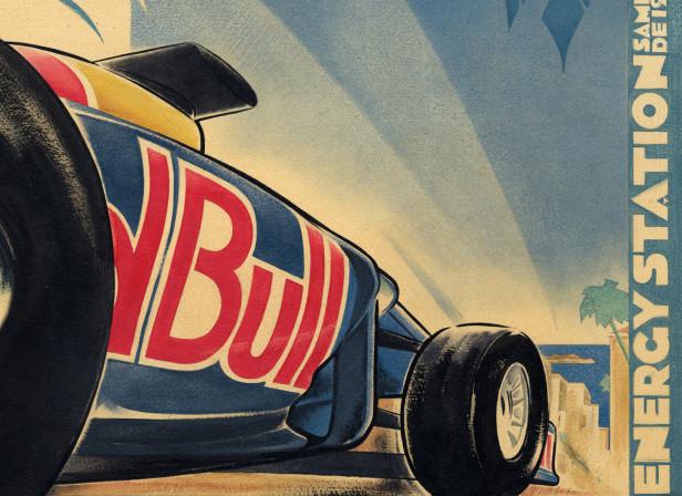 Red Bull Monaco Invite