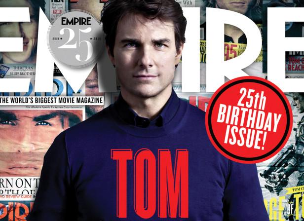 Tom Cruise / Empire Magazine