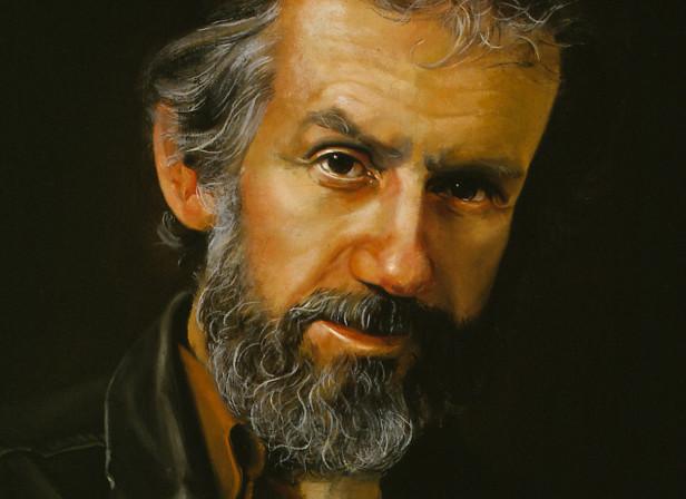 Hugh MacKenzie Oil Painting Portrait Flemish Renaissance