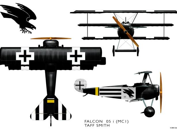 Flyboys Falcon 05i