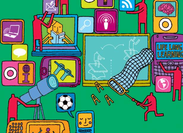 Digital Marketing / CIM Brochure 2012