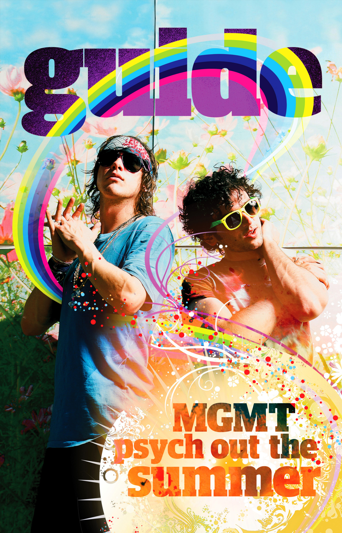 MGMT The Guide Front Cover