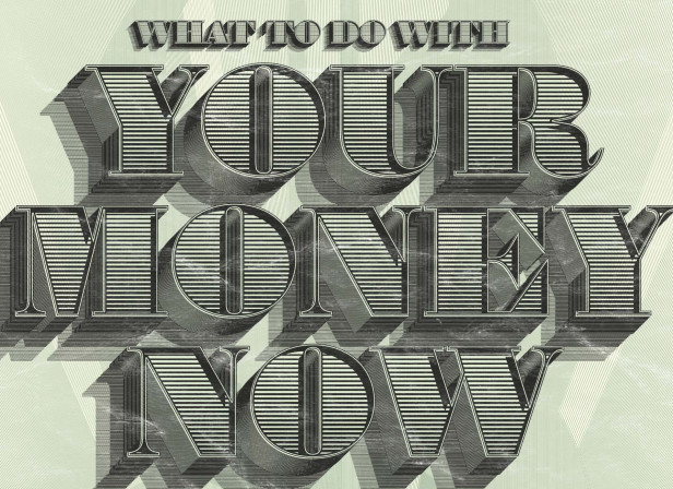 Your Money Now / Esquire Magazine