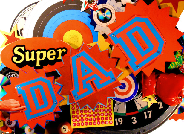 HMV Super Dad