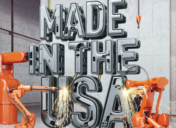 Made In The USA / Time Magazine