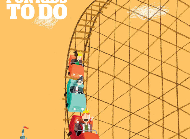 1000 Things For Kids To Do Theme Parks