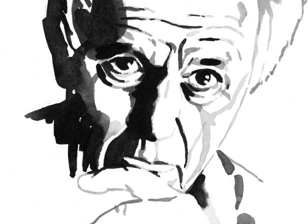 Irving Portrait