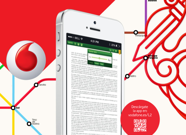 Vodafone Power To You Poster