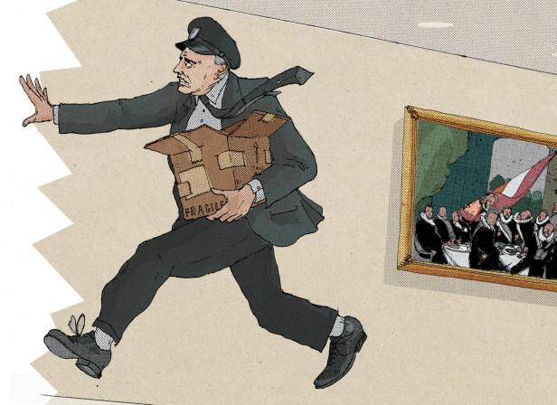 Guard / The Telegraph