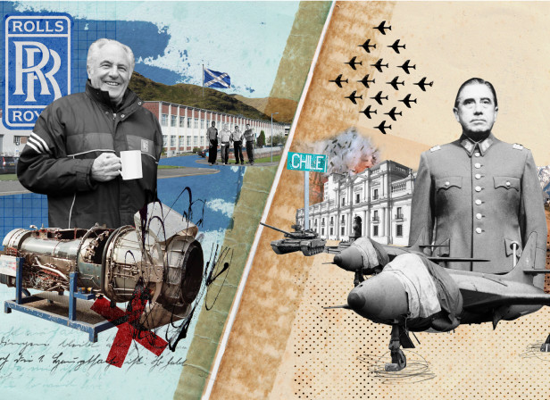 General Pinochet and the Scottish Rebellion The Big Issue