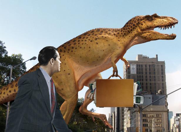 Business Dinosaur Computerworld Mag