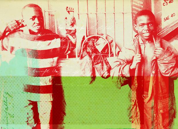 African Street Kids Comic Relief