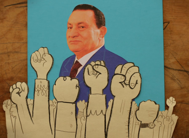 The Daily Review Of 2011 Egyptian Uprising