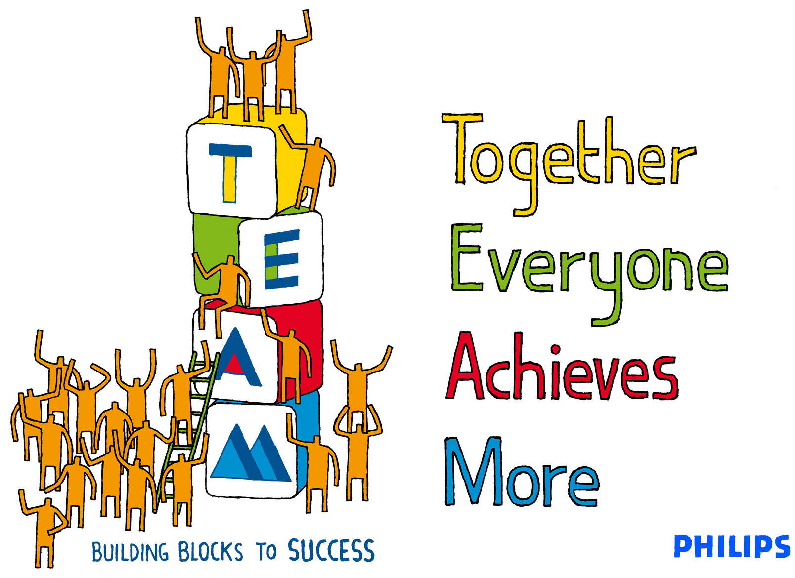 Together Everyone Achieves More / Philips