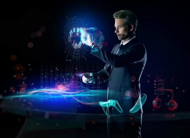 Mens Health / Holographics