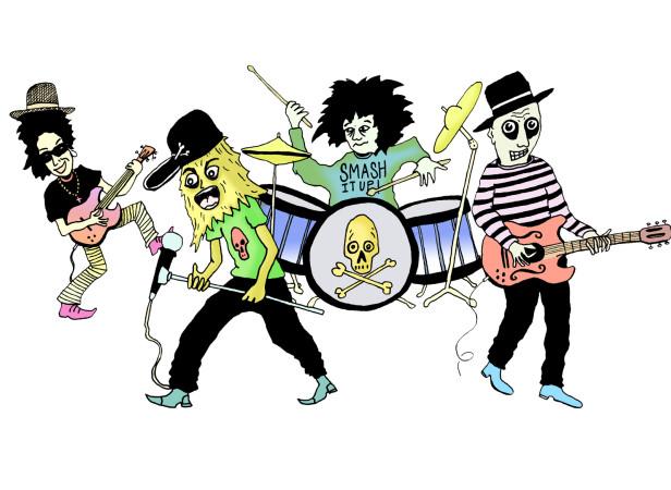 Smash It Up Band