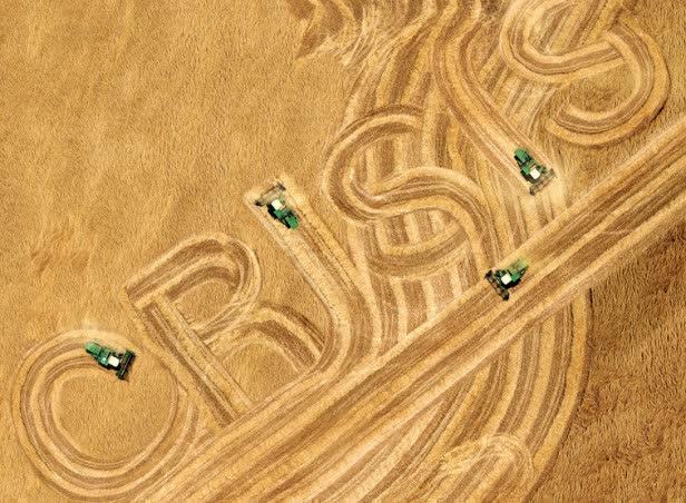 Bloomberg Businessweek Food Crisis