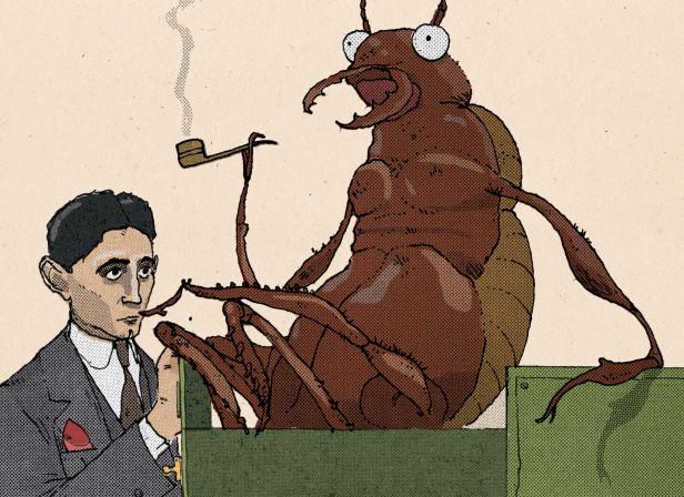 Kafka's Writing Bug / The Telegraph