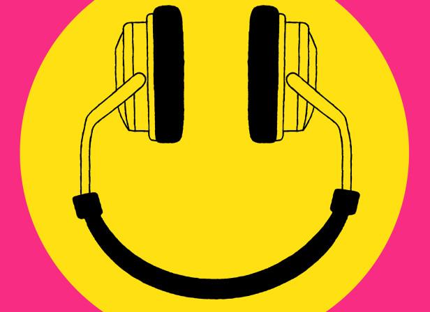 SP:UK Smiley Headphones