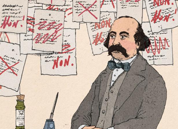 Gustave Flaubert Telegraph Review