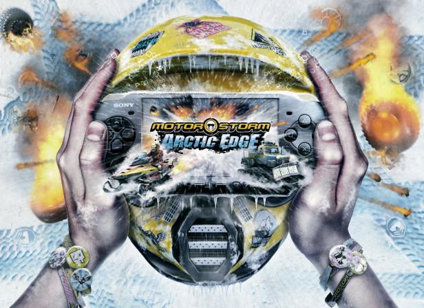 Playstation Motor Storm