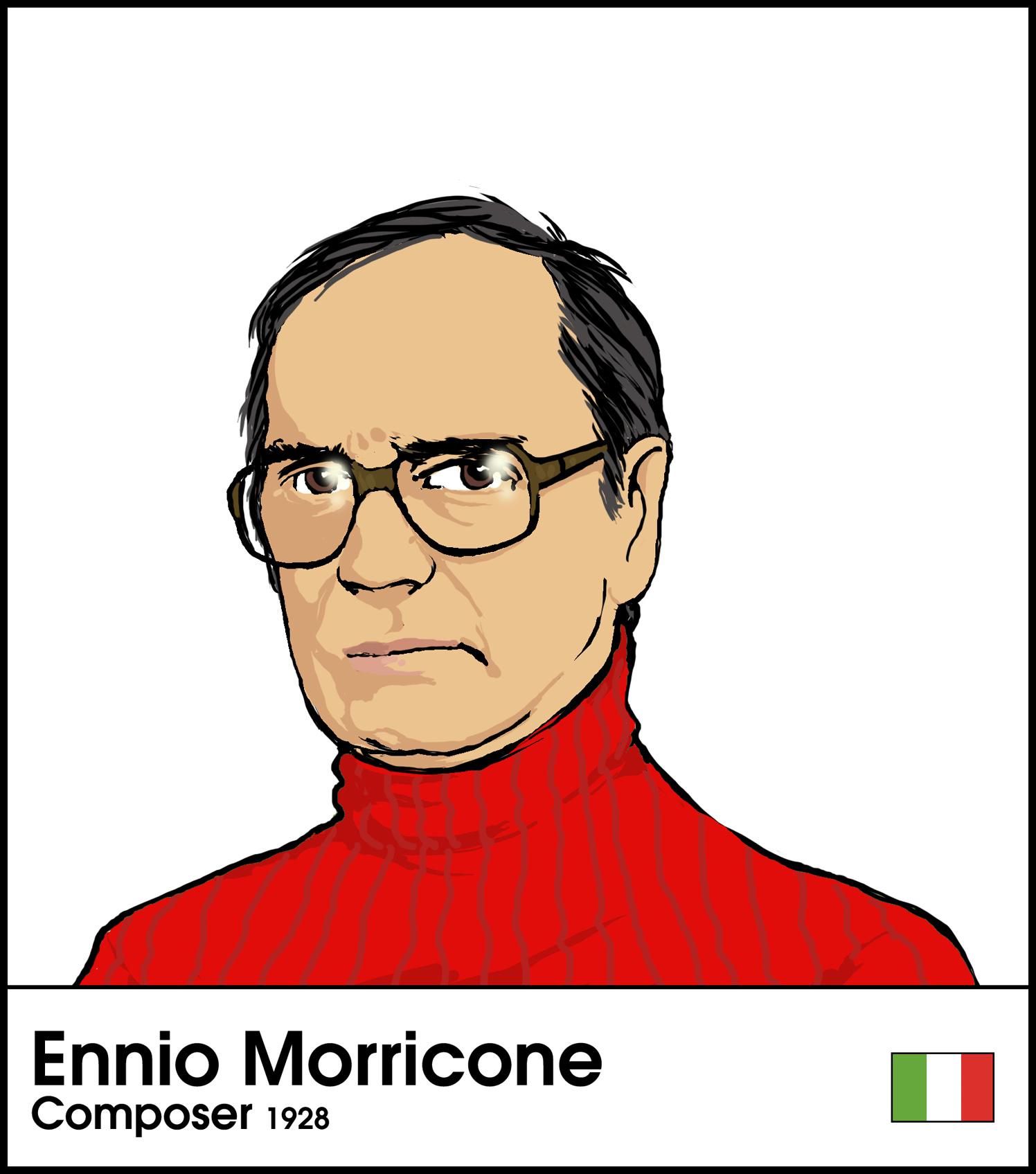 Ennio Morricone Composer 1928