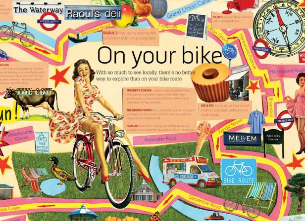 On Your Bike / Domus Nova Magazine