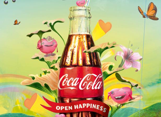 Coke Yeah Yeah Yeah La La La Melt 6