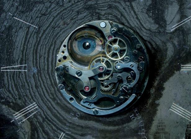 Mutiny Within Steampunk Eyeclock Roadrunner Records