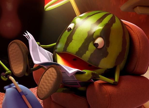 Trident Watermelons Crop 3
