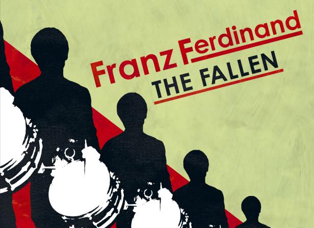 Domino Franz Ferdinand Fallen
