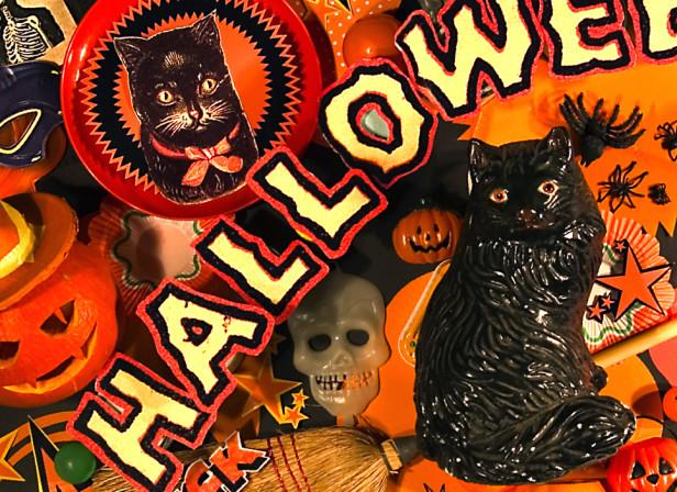 HMV Halloween